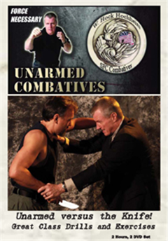 Hock Hochheim - Unarmed Combat - Unarmed vs. Knife - Part  1