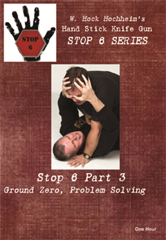 Hock Hochheim - Stop 6 Series - Theme - Ground Zero! Ground Strike Force