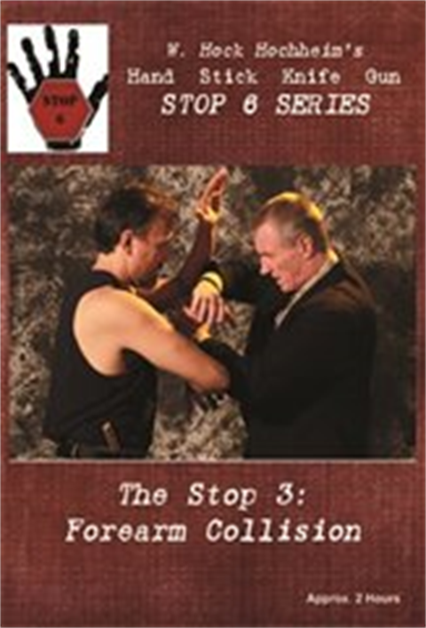 Hock Hochheim - Stop 3 of the Stop 6 Series - Critical Contact in a Fight - 1 of 2