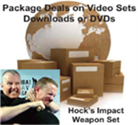 Stick Fight Package - Hock Hochheim - Impact Weapon Package