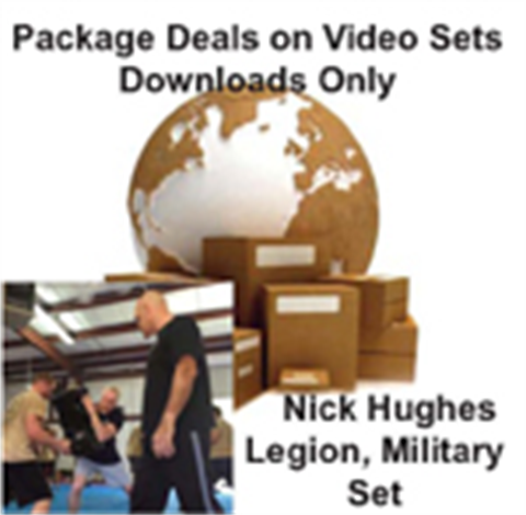 Package - Nick Hughes - French Foreign Legion Combat - All