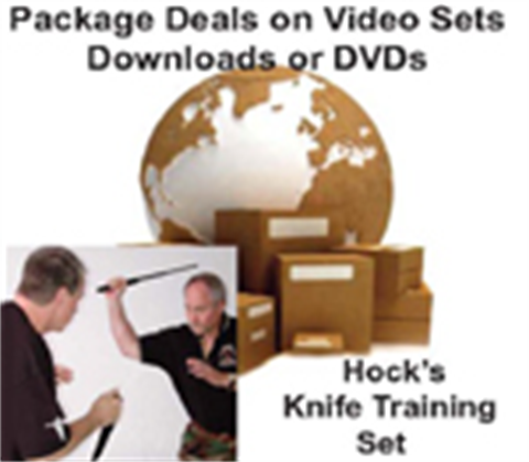 knife Package - Hock's Knife Course