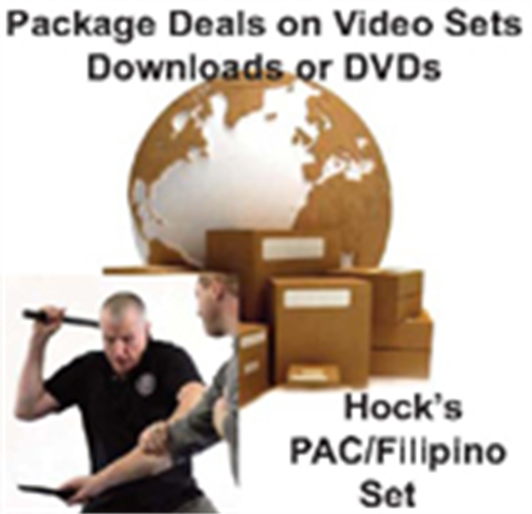 Package - Hock Hochheim - Pacific Archipelago Combatives - Filipino - All