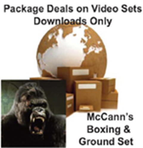 Package - Jim McCann - Extreme Boxing Series - All