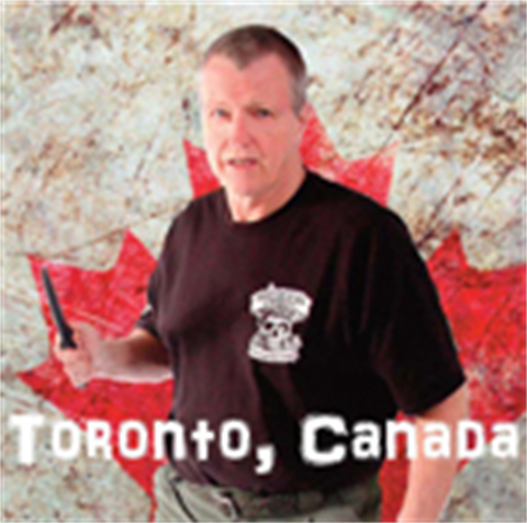 04/29-30/2017 - April 29, 30  Toronto, Canada - Hock's Knife, Stick, and Unarmed Seminar