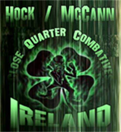 07/15-16/2017 Hock and McCann in Dundalk/Dublin, Ireland, Combatives