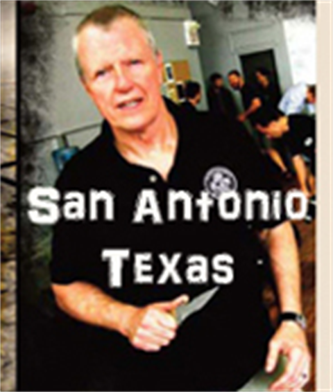 09/00/2018   Sept. Hock Combatives in San Antonio, TX