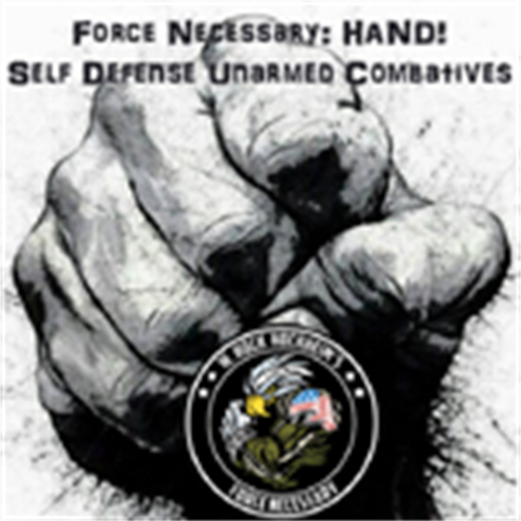 2018 - 04/00/2018 April, 2018 - Unarmed Combatives in Dallas/Ft Worth, TX