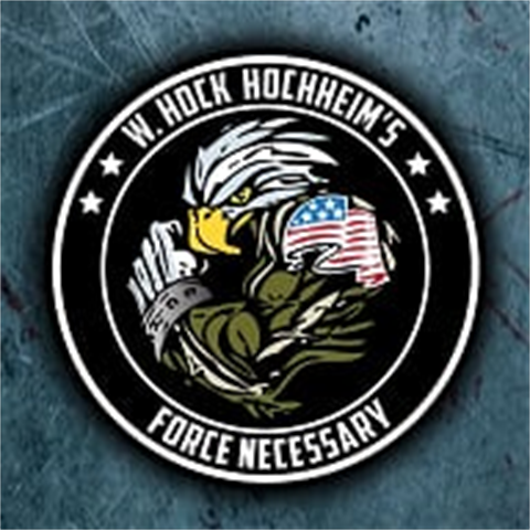 11/00-00/2018 - November 2019 Hock's Force Necessary, Gothenburg, Sweden