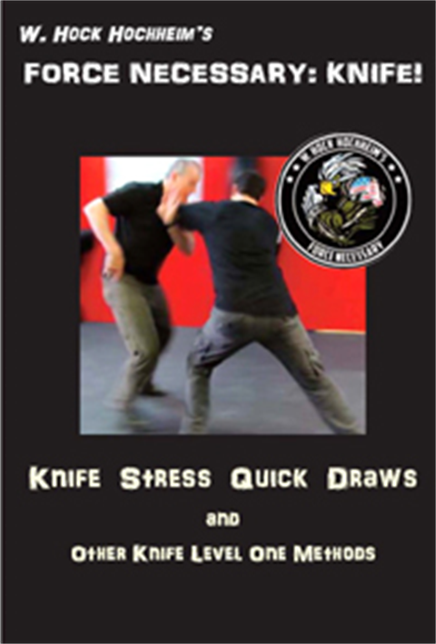 Knife - Stress Quick Draws - Training Film by W. Hock Hochheim