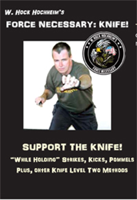 Knife - Support the Knife - Training Film by Hock Hochheim