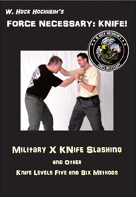 Knife Combatives  - Military X - Training Film by Hock Hochheim