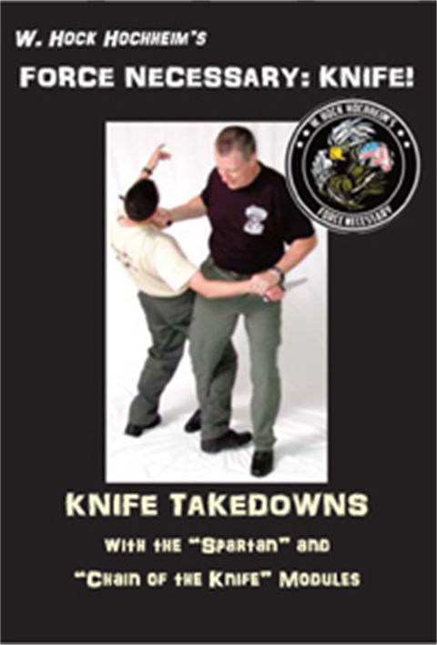 Knife Take Downs - training film by Hock Hochheim