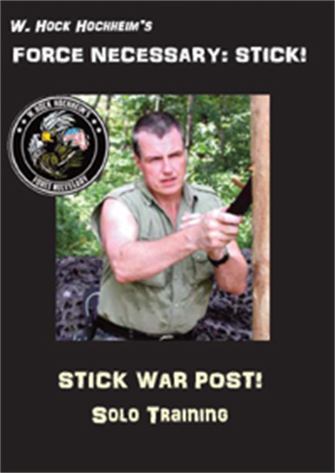 Stick - War Post Training - by Hock Hochheim