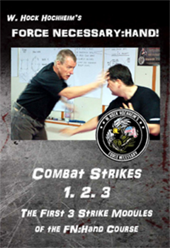 Combatives Strikes 1, 2, 3 -  Unarmed Fighting Self defense - Training Film by Hock Hochheim