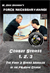 Z-Combatives Strikes 1, 2, 3 -  Unarmed Fighting Self defense - Training Film by Hock Hochheim