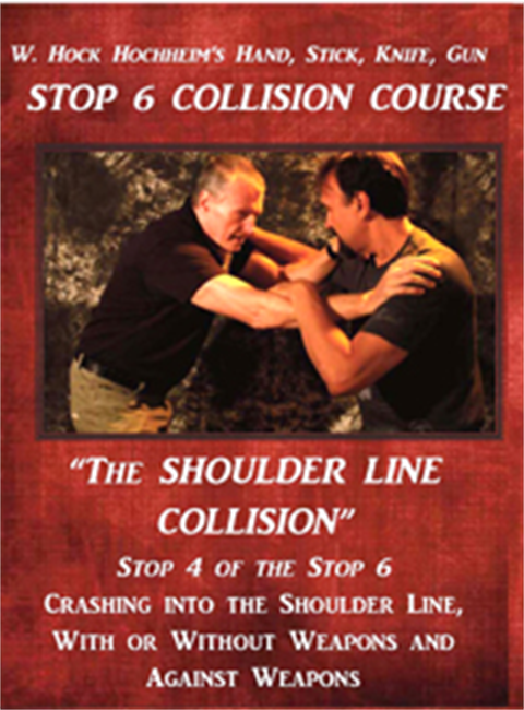 Stop 6 Collision Course: Stop 4 The Shoulder Line Collision! By Hock