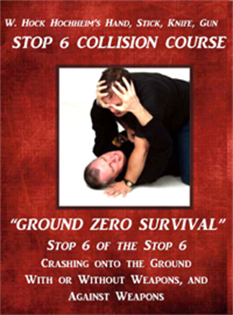 Stop 6 Collision Course: Stop 6 Ground Theme - Ground Zero Survival by Hock