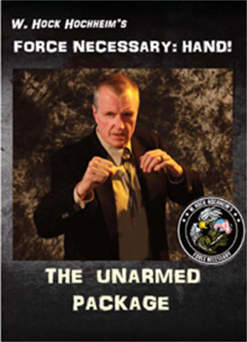 Unarmed Combatives Package by Hock - All Films to Date