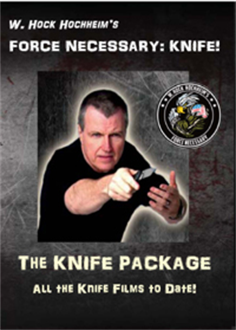 knife Package - Hock's Knife Course to Date