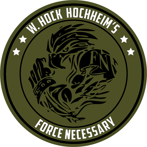 2019 - 04/27-28/2019 - April 27, 28 Toronto, Canada - Hock's Force Necessary