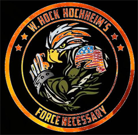 06/07-10/2019   June 7, 8, 9 Hock's Force Necessary, Antwerp, Belgium