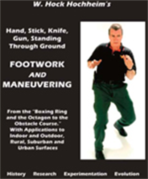 Book - Footwork and Maneuvering, Over-sized Paperback