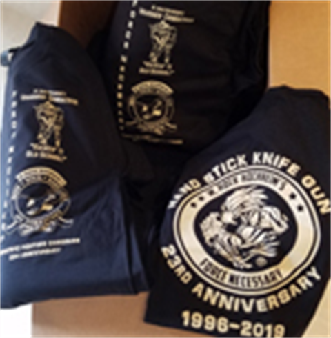 Shirt - 23rd Anniversary Eagle T-shirt