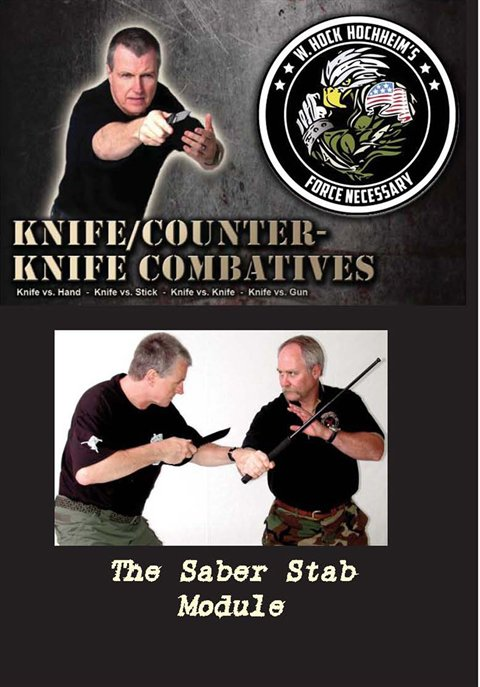 "Knife - Saber Stabs, ""Quicker Kills""  Training Film by Hock Hochheim"
