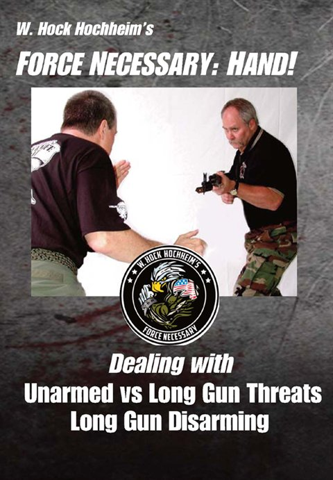 Unarmed - Long Gun Threats and Disarms