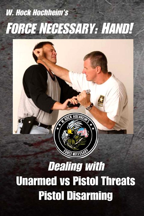 Unarmed - Dealing with Pistol Threats and Pistol Disarms