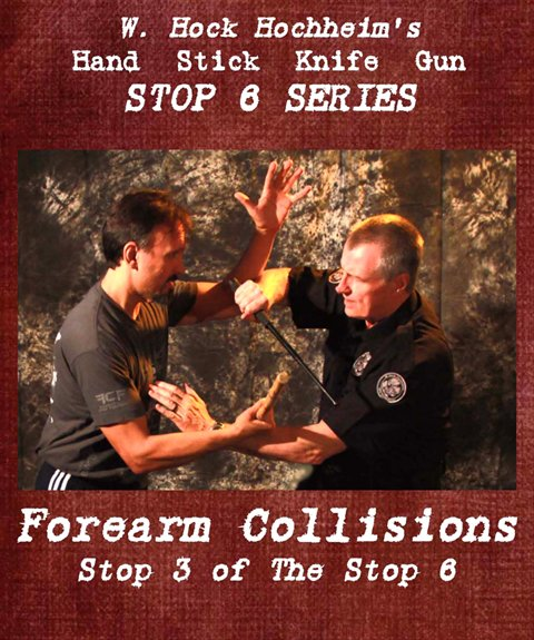 Stop 6 Collision Course: Stop 3 The Forearm Collision!