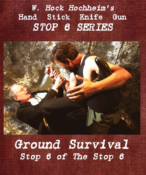 Stop 6 Collision Course: Stop 6 Ground Survival