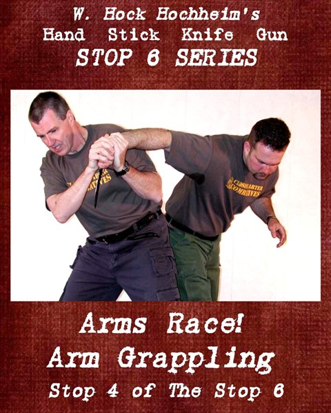 Stop 6 Collision Course: Stop 5 - The Arms Race! Arm Grappling