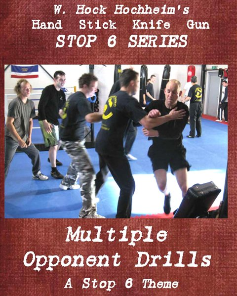 Stop 6 Collision Course: Stop 6 Multiple Opponents, Mixed Weapons