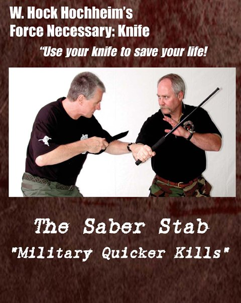 "Knife 03 - Saber Stabs, ""Military Quicker Kills"""