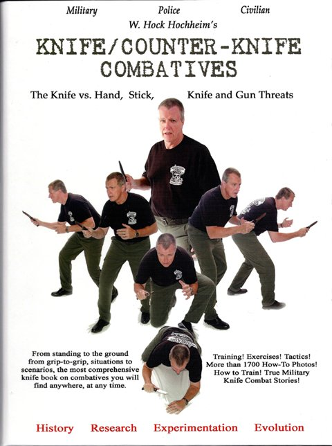 Knife 15 - Knife-Counter-Knife Combat E-Book by W. Hock Hochheim