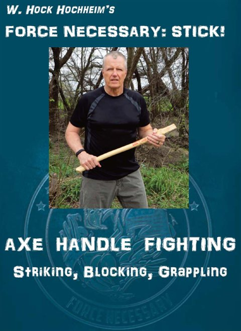 Stick 03 - Axe Handle Fighting