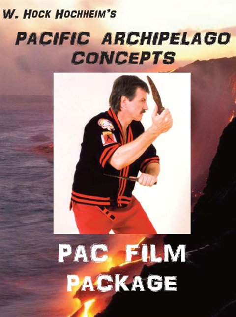 PAC K: Pacific Archipelago Concepts Package - All the PAC films