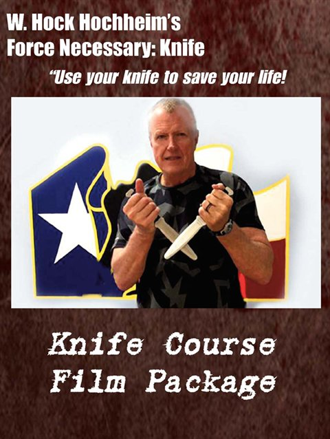 Knife 14: Knife Package - Hock's Knife Course to Date