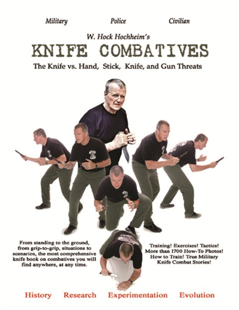 Book - Knife Combatives by W. Hock Hochheim