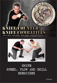Hock Hochheim - Knife Combat - Knife Speed Flow Drills - 1 of 2