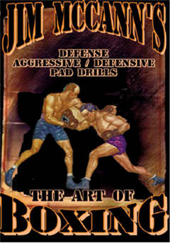 JIm McCann - Art of Boxing Level 4
