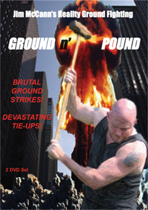 McCann - Ground Fighting - Ground and Pound - 2 of 2