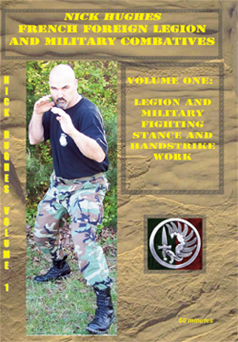 Nick Hughes - French Foreign Legion Combat 1
