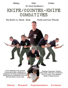 Hock Hochheim - Self-Defense Book - Knife Counter Knife Combat