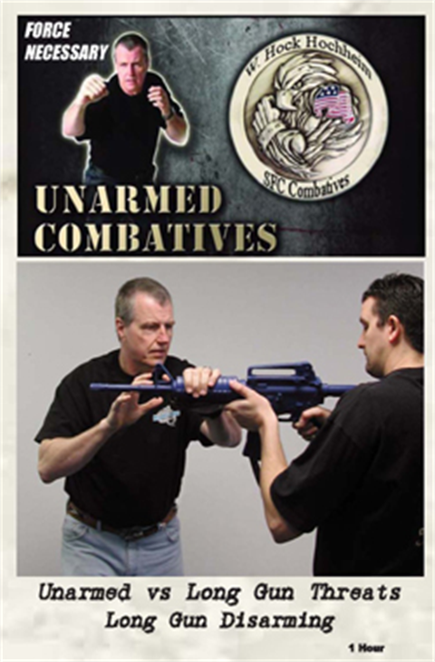 Hock Hochheim - Unarmed Combat - Long Gun Disarms