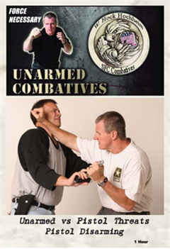 Hock Hochheim - Unarmed Combat - Unarmed vs. Weapons - Pistol Disarms